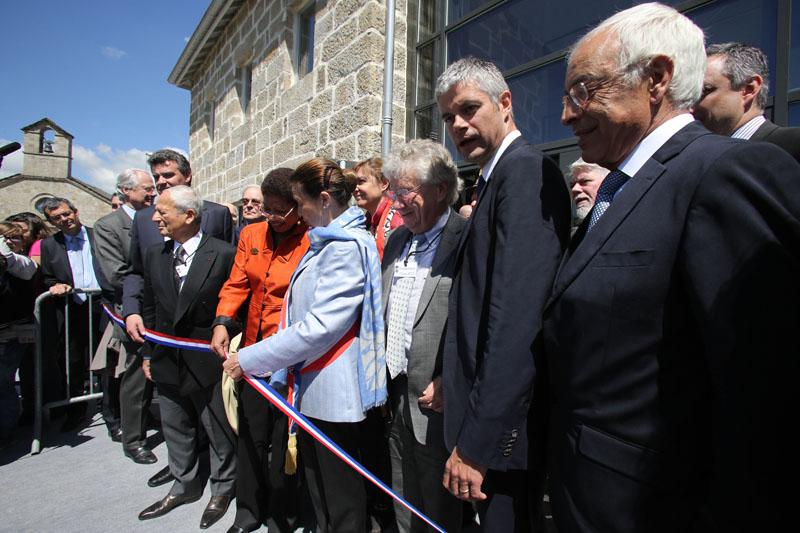 Actualités - Inauguration - Photos