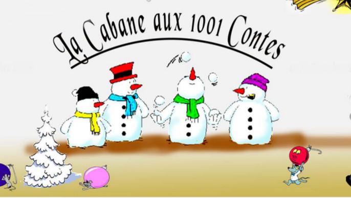 Actualités - La cabane aux 1001 contes