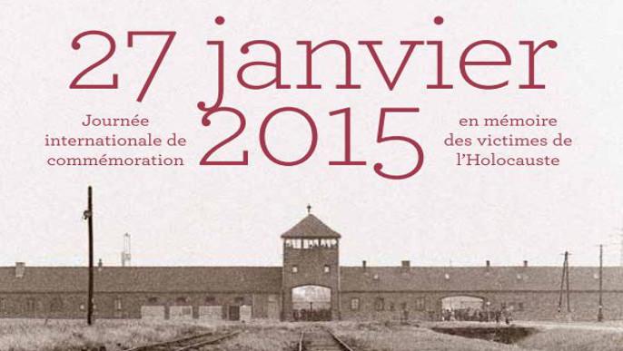 Actualités - Les jeunes contre l'oubli - 27 janvier 14h30