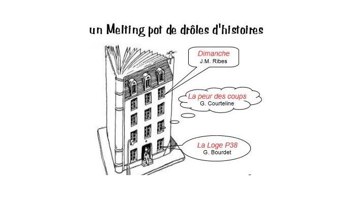 Actualités - Théâtre Melting Pot