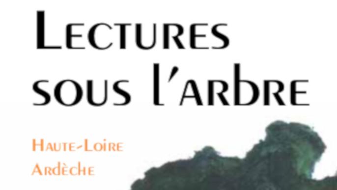 Actualités - Lecture sous l'arbre 19-25 août
