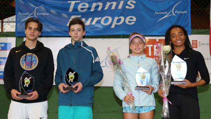 Actualités - Tennis Tournoi International 15-16 ans
