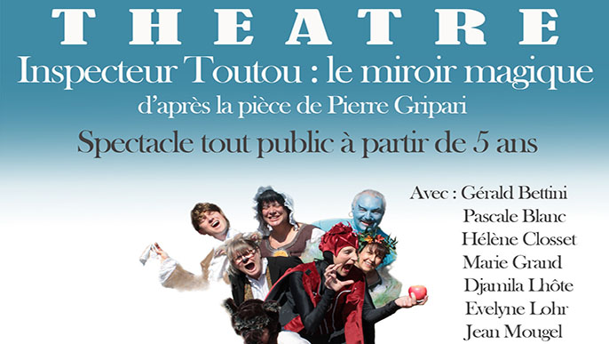 Actualités - Théâtre Inspecteur Toutou