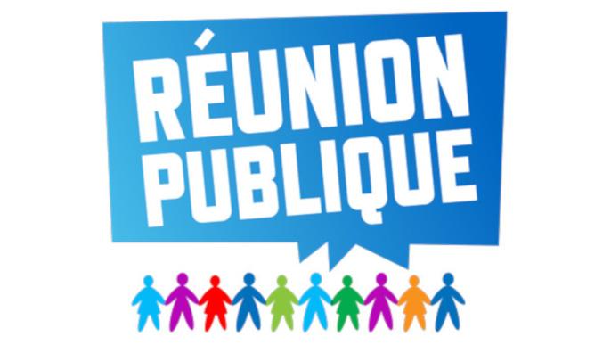 Actualités - Réunion publique