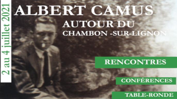Actualités - Albert Camus autour du Chambon sur Lignon