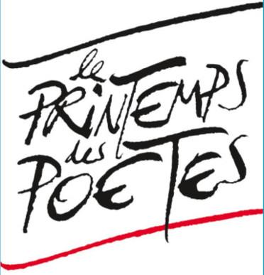 Actualités - Le printemps des poètes 4/25 mars