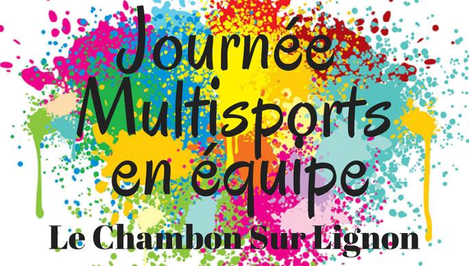 Actualités - Journée multisports