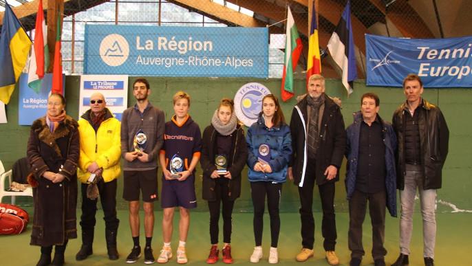 Tennis Tournoi International 15-16 ans