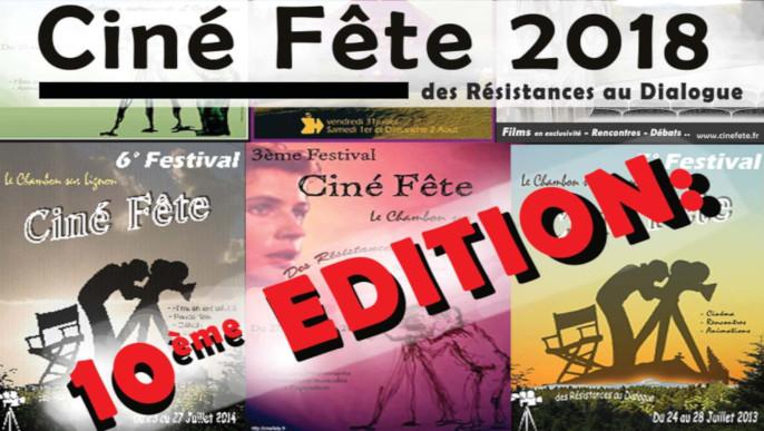 Ciné Fête 2018