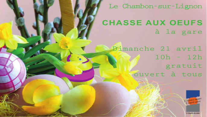 Chasse auc oeufs