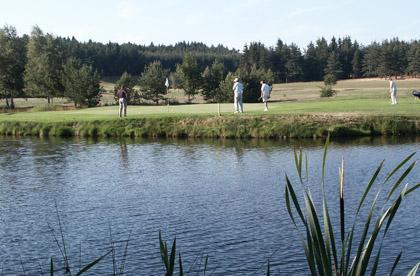 Le golf du chambon