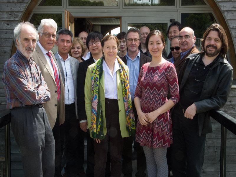 Parc International Cévenol réunion du 9 mai  2015