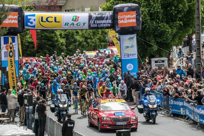 Critérium du Dauphiné 6 juin 2017
